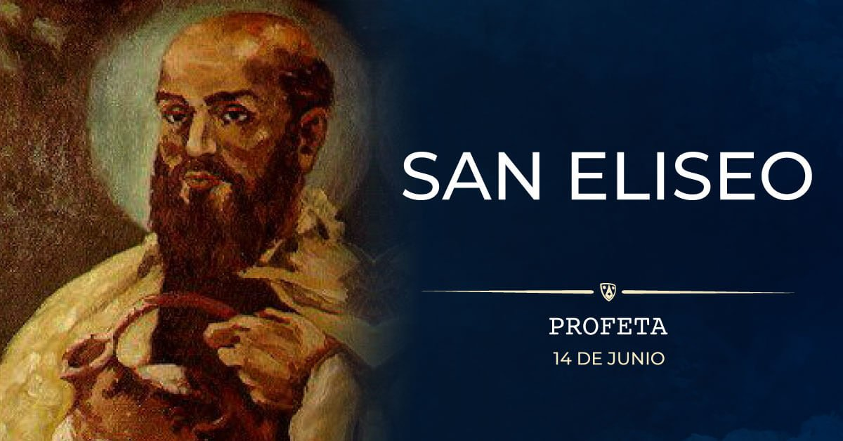 San Eliseo, Profeta (M) - Carmelitas Perú