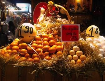 Calaf's eggs