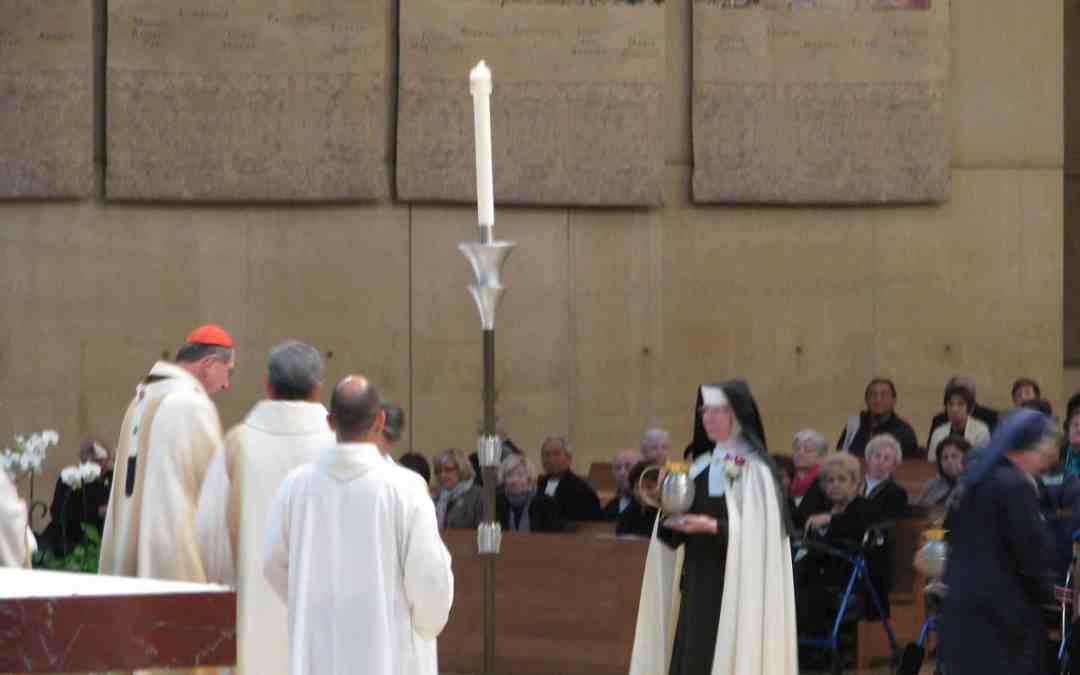 Slideshow | Jubilee Mass at the Cathedral of Our Lady of the Angels 2011