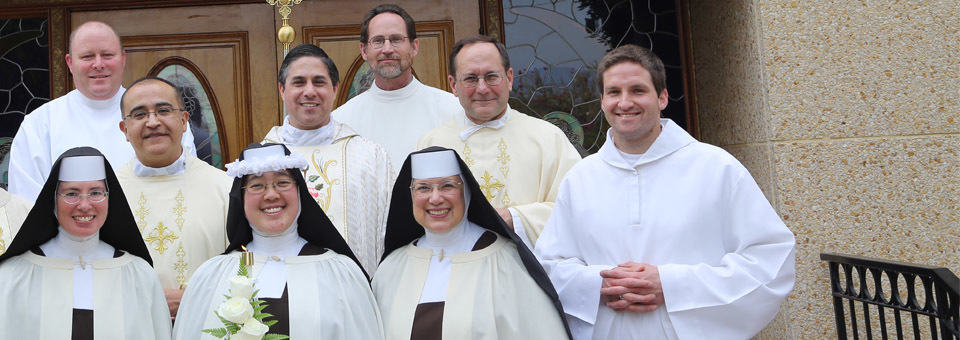 Slideshow | First Profession of Vows | January 12, 2014