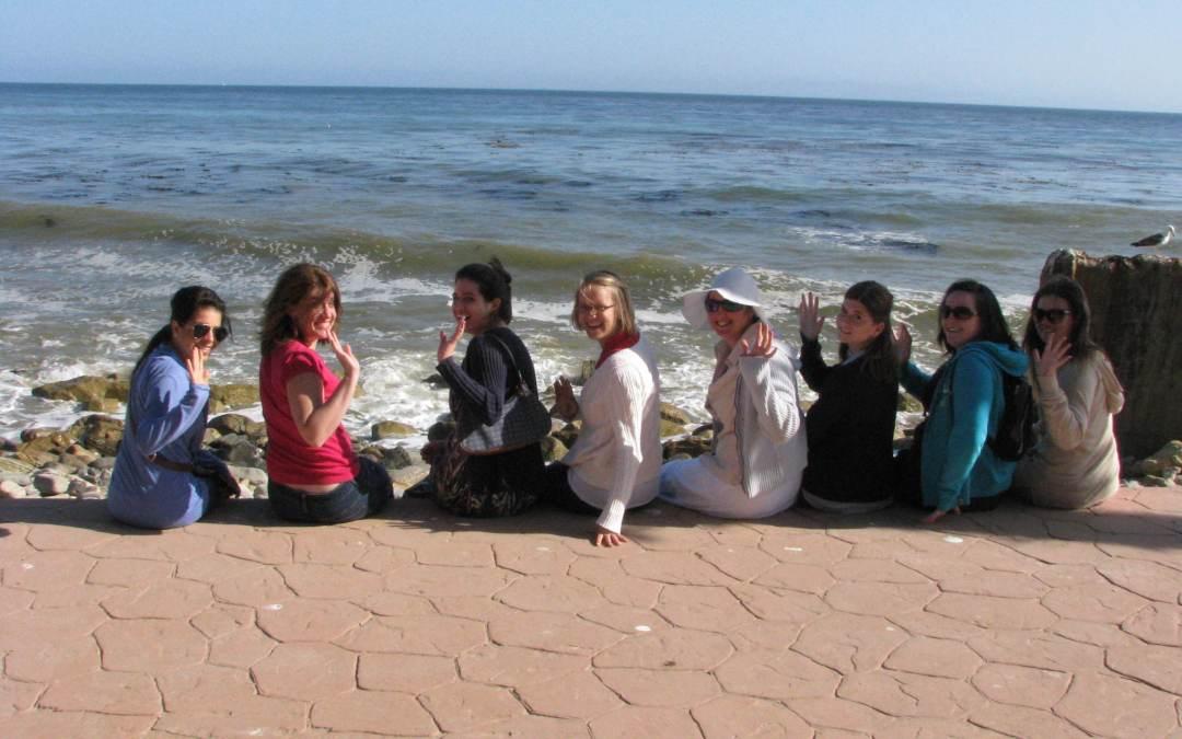 Handmaidens Beach Trip | May 24