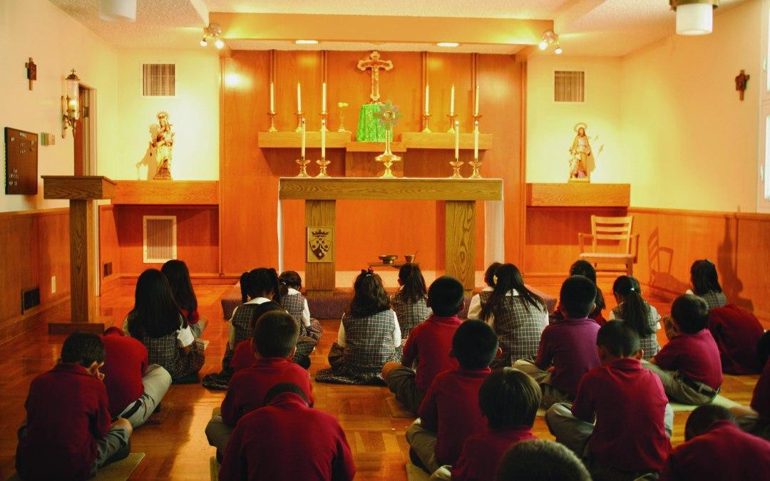Vocation Prayer Drive