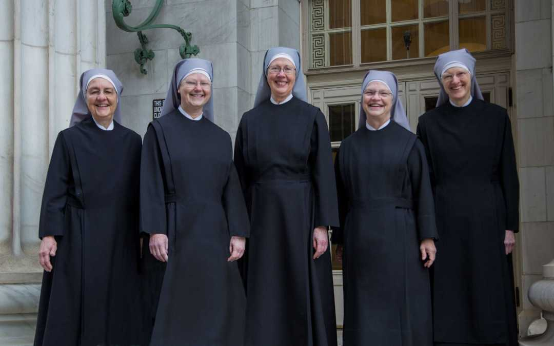 We Support the Little Sisters of the Poor