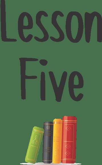 Lesson 5 Icon