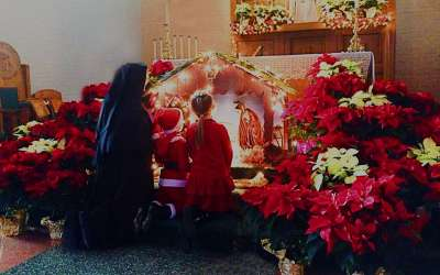 Christmas Eve Reflection from Sister Regina Marie