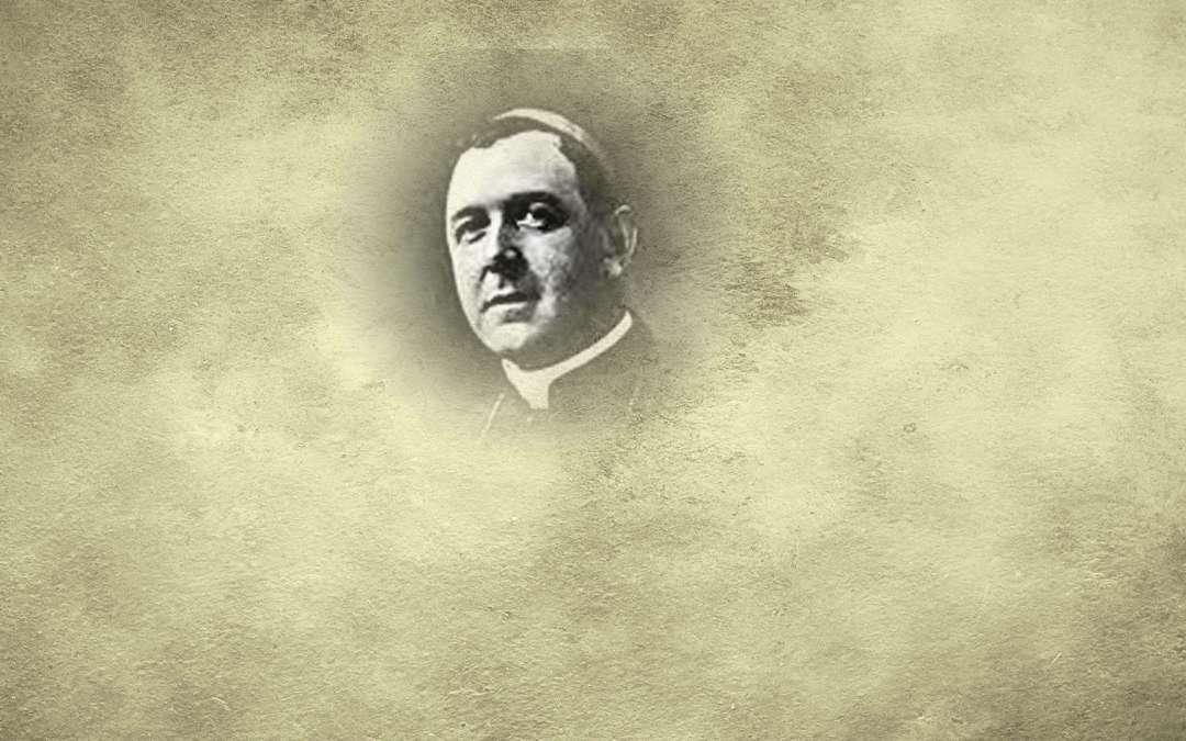 Bishop John J. Cantwell