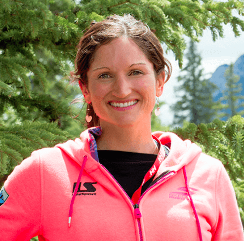 Stephanie O'Brien, Canmore, President of Carmella Consulting