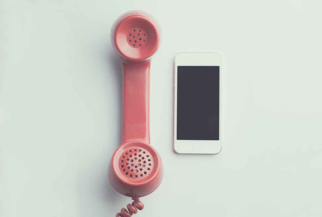 Rotary phone vs iPhone