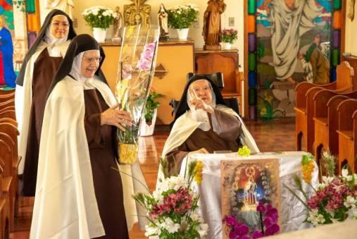 70 anos de Vida Religiosa Irmã Maria Stella-12