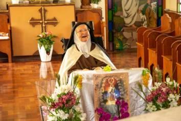 70 anos de Vida Religiosa Irmã Maria Stella-16