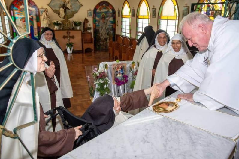 70 anos de Vida Religiosa Irmã Maria Stella-179