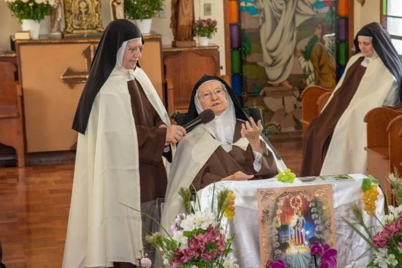 70 anos de Vida Religiosa Irmã Maria Stella-204