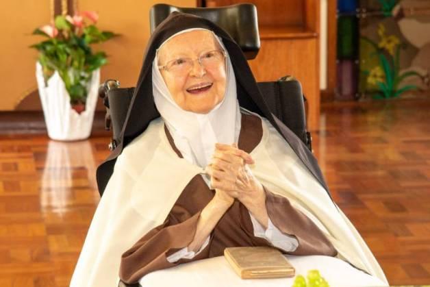 70 anos de Vida Religiosa Irmã Maria Stella-21