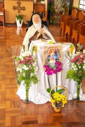 70 anos de Vida Religiosa Irmã Maria Stella-22