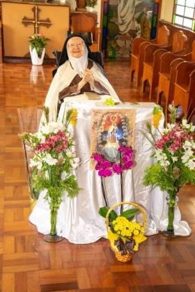 70 anos de Vida Religiosa Irmã Maria Stella-23