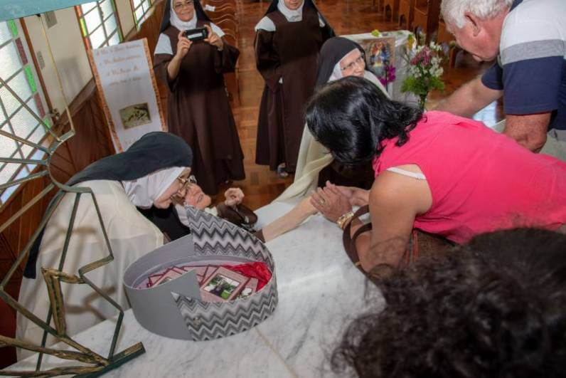 70 anos de Vida Religiosa Irmã Maria Stella-240
