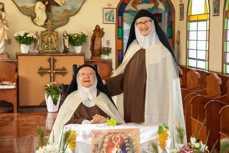 70 anos de Vida Religiosa Irmã Maria Stella-26