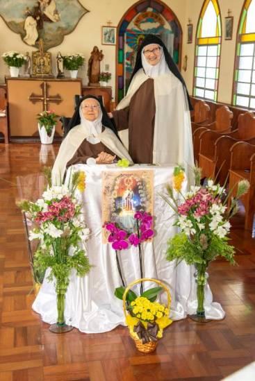 70 anos de Vida Religiosa Irmã Maria Stella-27