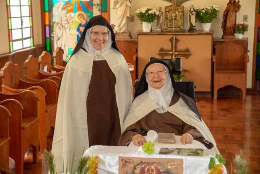 70 anos de Vida Religiosa Irmã Maria Stella-33