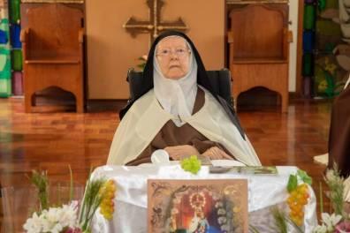 70 anos de Vida Religiosa Irmã Maria Stella-46