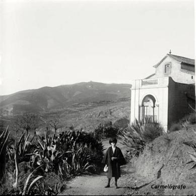 Masia al Coll,1908. Foto de Bordas i Altarribas. CEC