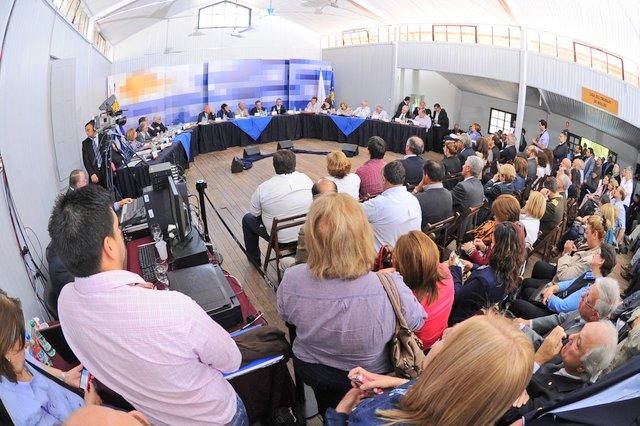 Consejo de Ministros abierto se traslada a Ecilda Paullier, San José - Carmelo Portal