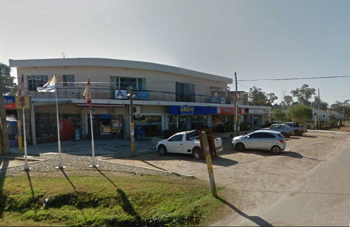 Lugar exacto en Lagomar donde apareció el auto de Ignacio Susaeta.