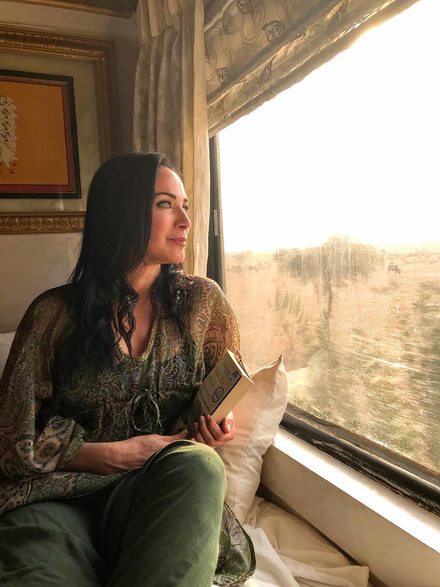 Viaje en tren por India: una experiencia extraordinaria