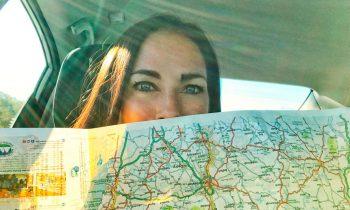 """4 coloridos destinos para tu """"road trip"""" de otoño"""