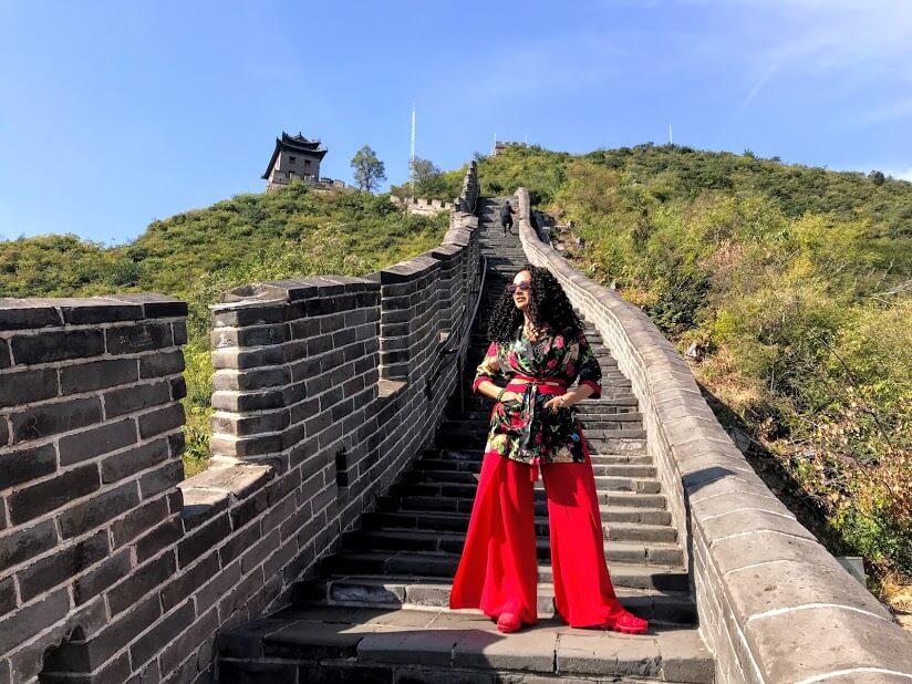 La Gran Muralla China, visitando las 7 Maravillas del Mundo