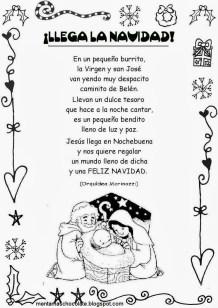 Poesias de Navidad (1)