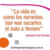 Frases positivas: Doménico Cieri Estrada
