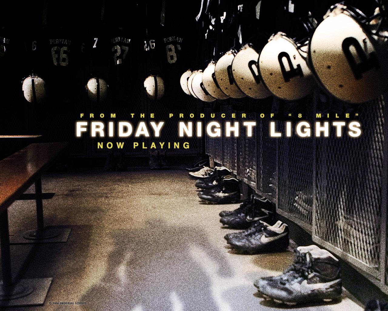 1×01 – Estoy en Friday Night Lights!
