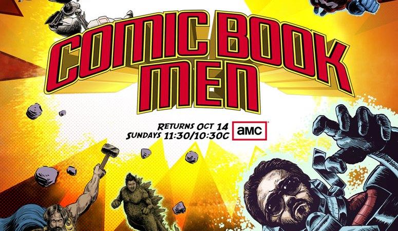 1×05 – Con los Comic Book Men