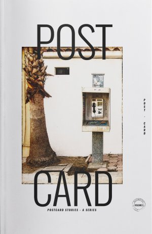 POSTCARD BOOK COVER