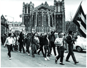 CCNY Protests