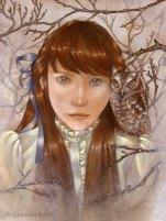 Companionship 12x16 Acrylic on canvas