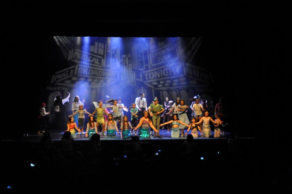 Colegio Carmen Sallés teatro