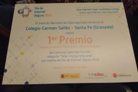Premio ciberseguridad