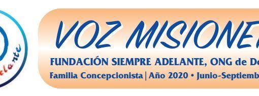 ONG Voz Misionera septiembre