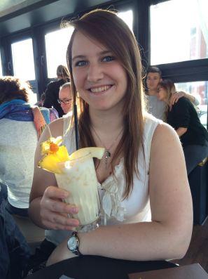 Cocktails in der Tower Bar