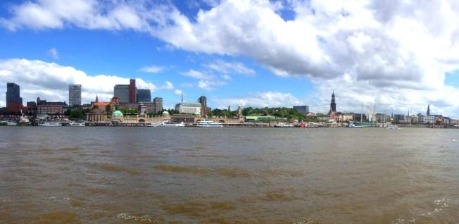 Ausblick Hamburg