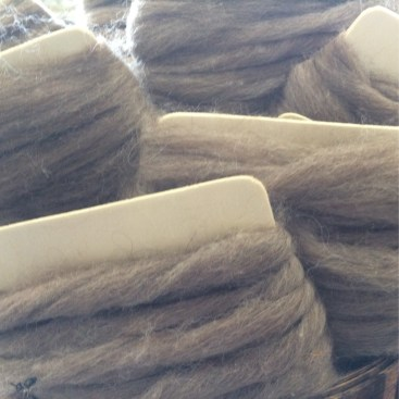 5 yards alpaca roving