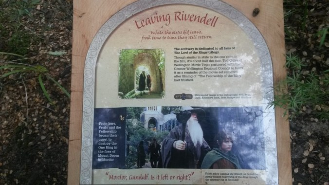 Map of RIvendell @ Kaitoke