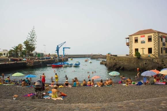 Muelle Puerto de La Cruz (photo credit: exposingthemoment)