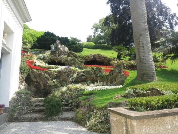 Villa Melzi Grounds Gardens,  Bellagio, Lake Como