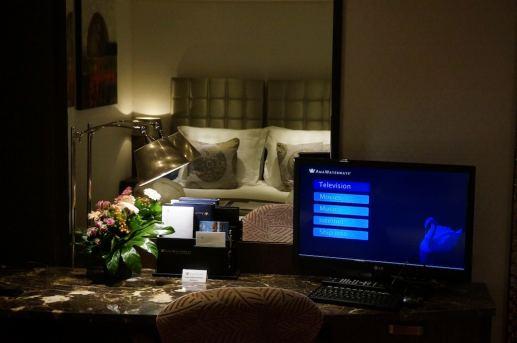 Stateroom 216 Desk & TV