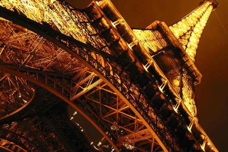 58 Tour Eiffel Tower Restaurant