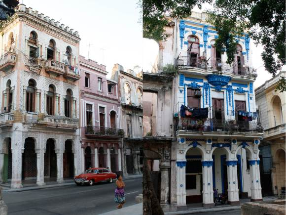 Buildings in Havana (photo credit: www.asithappens.me)