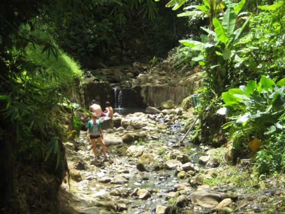 Sulphur Springs Park - St Lucia